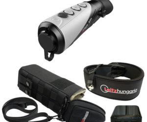 InfiRay X-Eye E2n hőkamera okos szett (tok, nyakpánt, csavar, powerbank 10 Ah)